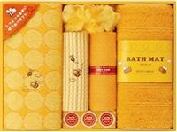 内野 高级小蜜蜂毛巾大礼盒(298)