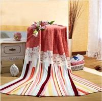 KEMOON 可慕家纺 多用法莱绒盖毯子毛毯 毛毯 单人双人 毛毯春秋 毯子 150*200cm