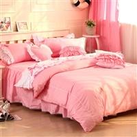 少女时代 多件套100%全棉床上用品4件套