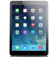 苹果(Apple)iPad Air MD785CH/A 9.7英寸平板电脑 (16G WiFi版)深空灰色