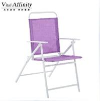 特斯林布 休闲单人时尚靠背椅折叠椅 电脑老板椅